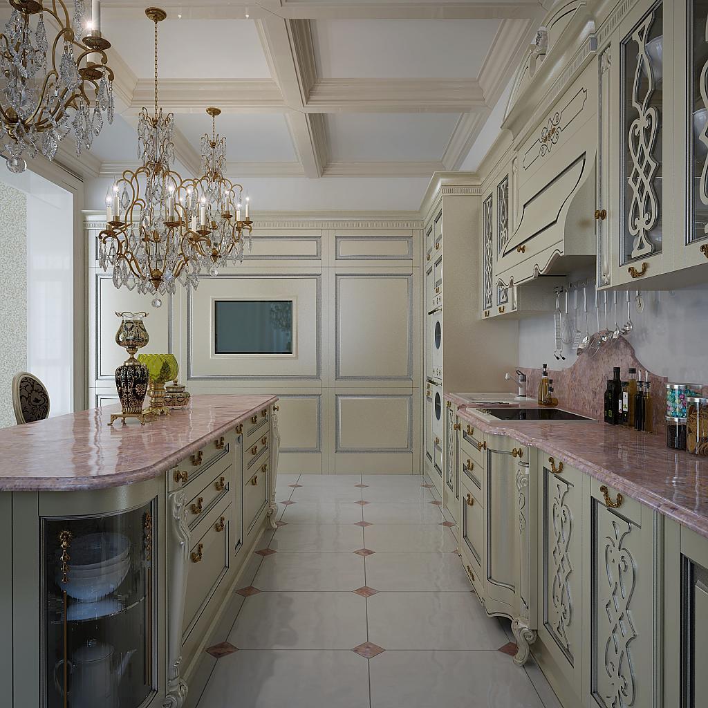 Кухни в стиле кантри - Фото 8
