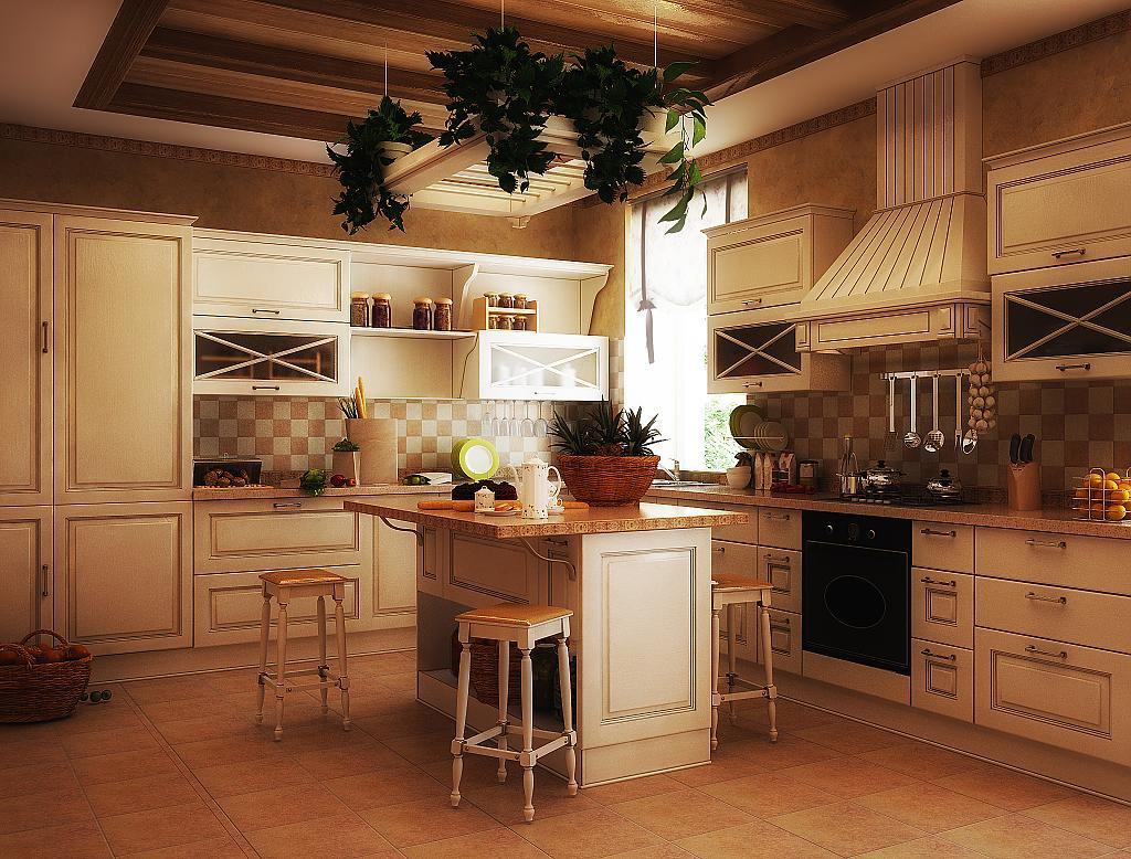 Кухни в стиле кантри - Фото 9