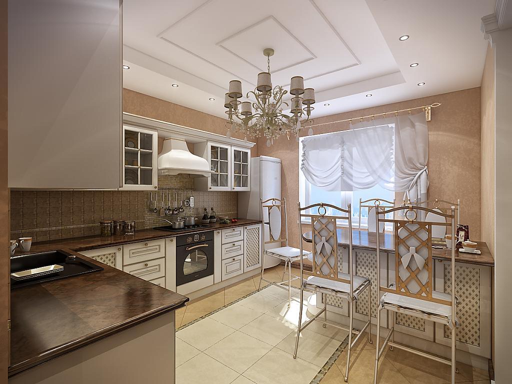 Кухни в стиле кантри - Фото 12