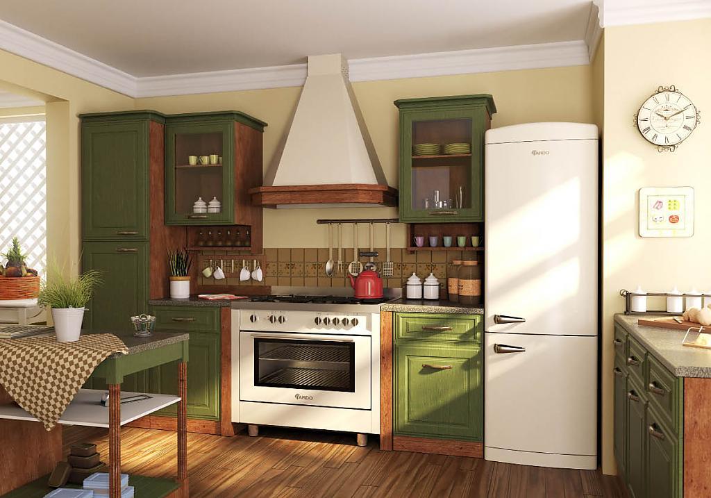 Кухни в стиле кантри - Фото 15