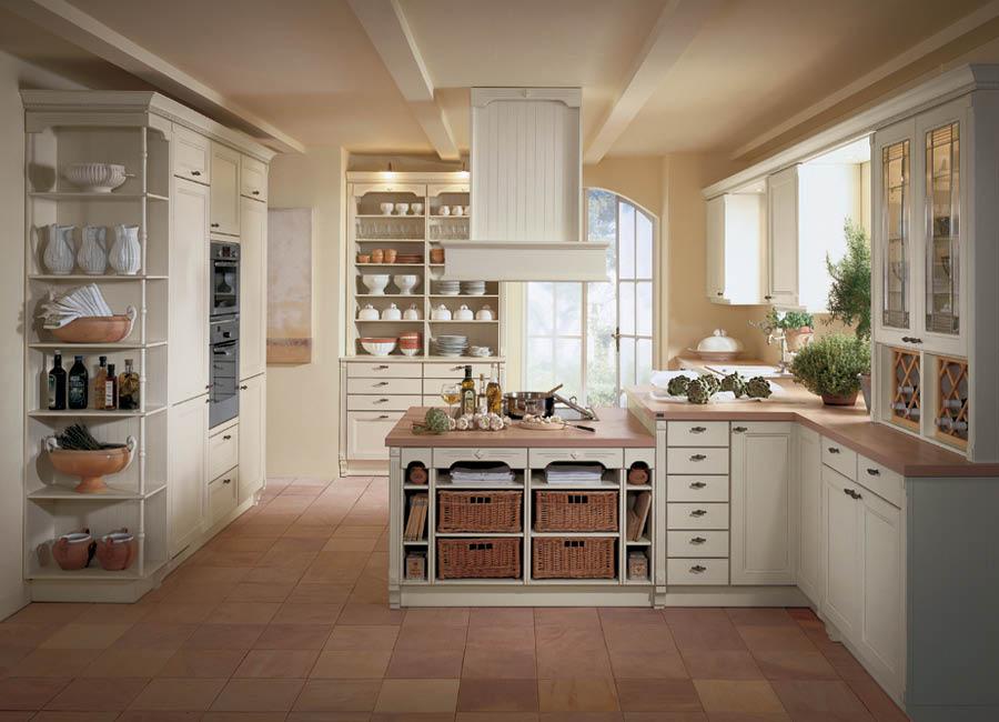 Кухни в стиле кантри - Фото 16