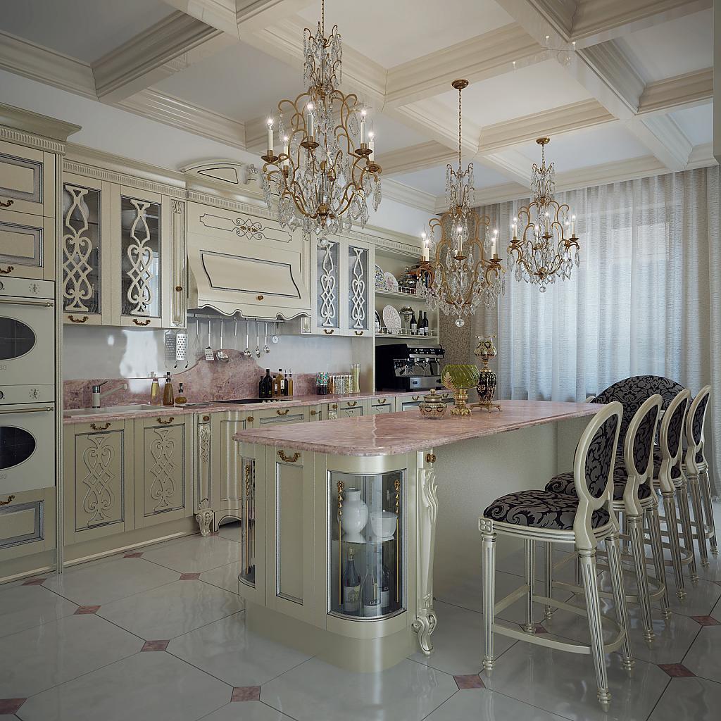 Кухни в стиле кантри - Фото 17