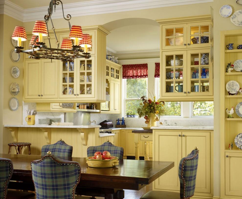 Кухни в стиле кантри - Фото 19