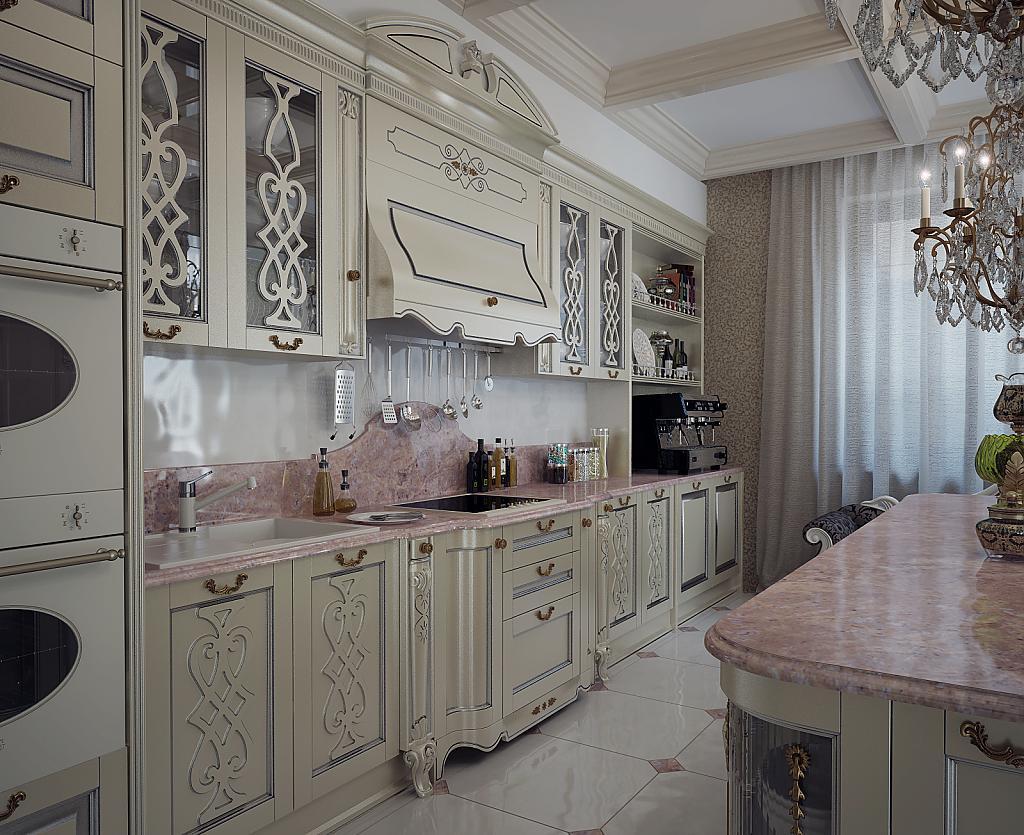 Кухни в стиле кантри - Фото 20