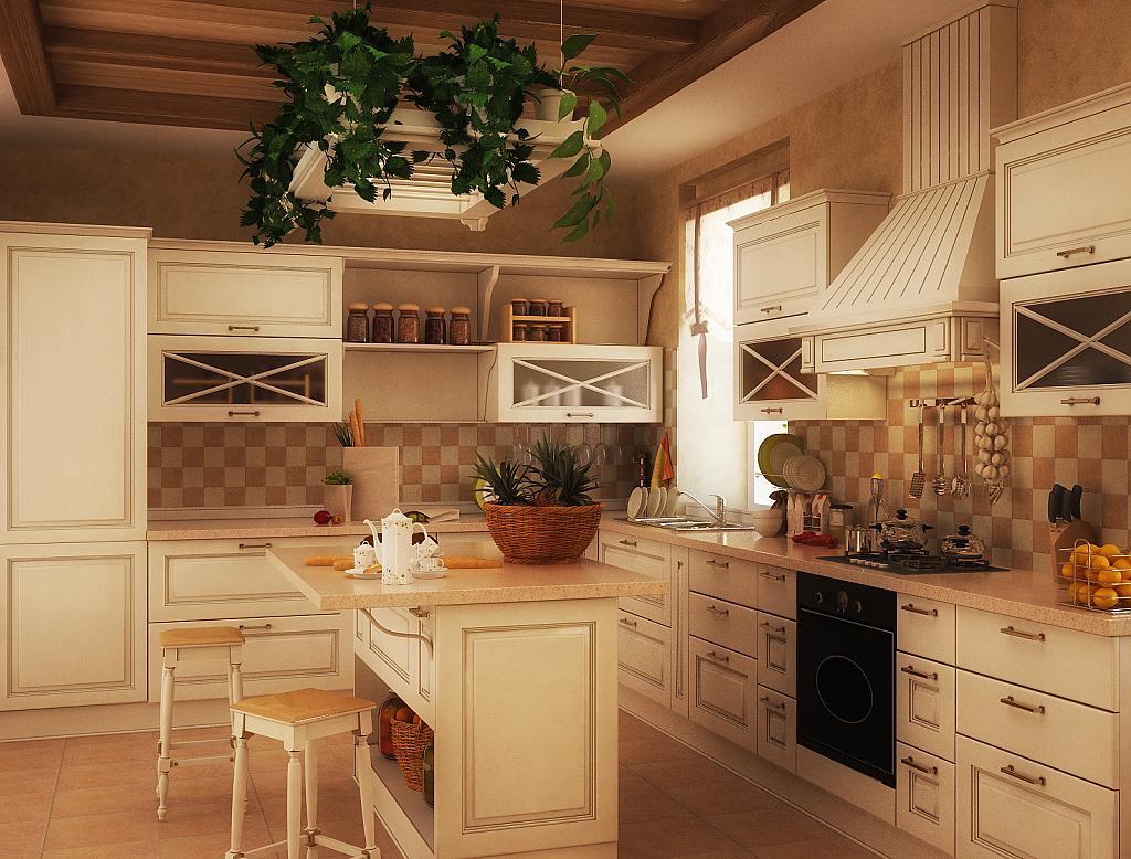Кухни в стиле кантри - Фото 22