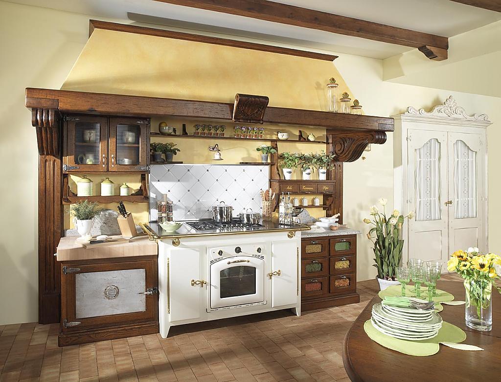 Кухни в стиле кантри - Фото 28