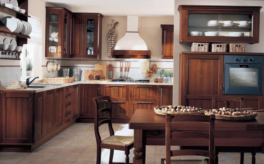 Кухни в стиле кантри - Фото 29