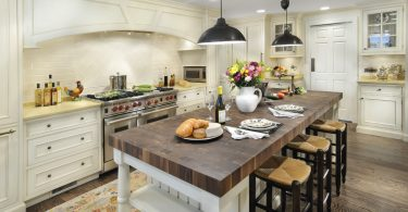 Какими должны быть современные кухни в викторианском стиле?