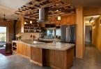 Дизайн экологической кухни Artful and Ecofriendly