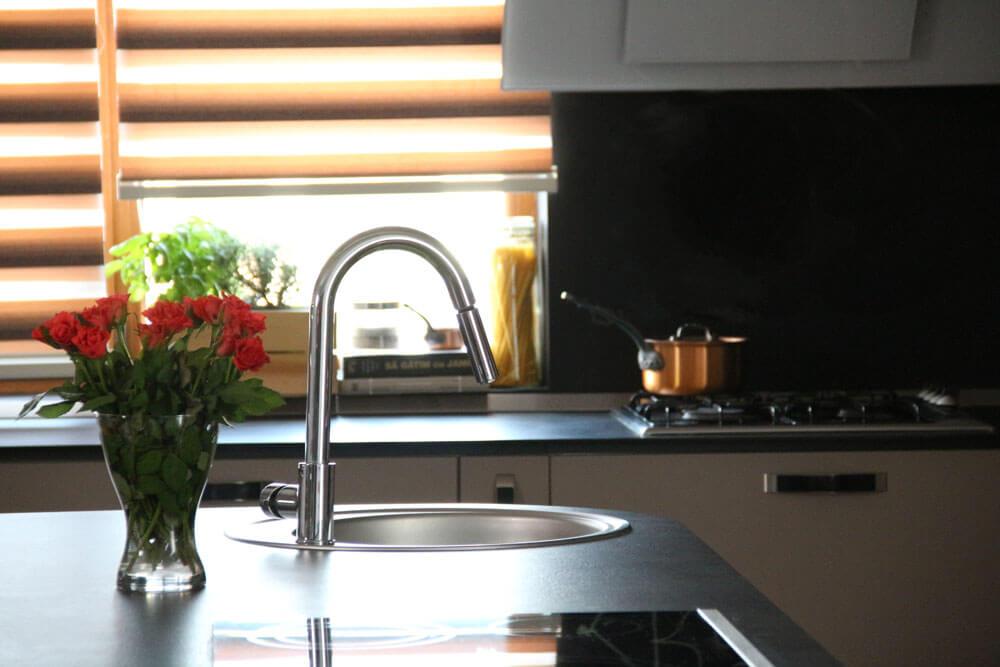 Столешницы кухни матовые