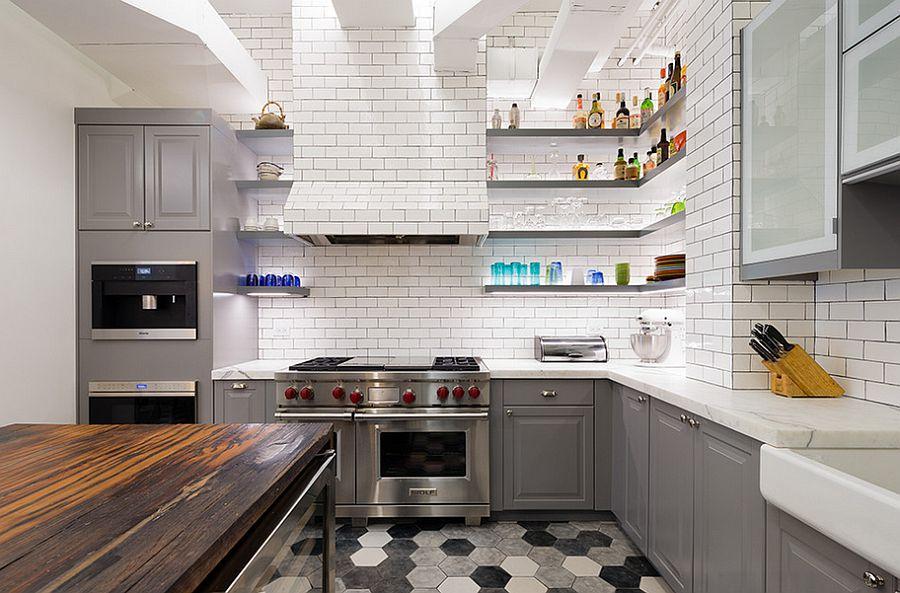 Кухня в индустриальном стиле - Фото 2