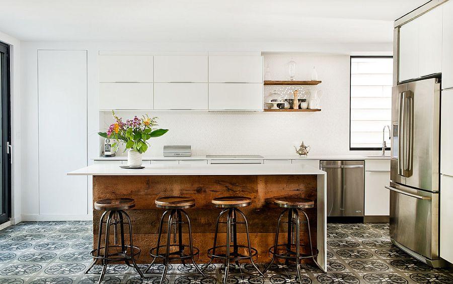 Кухня в индустриальном стиле - Фото 3