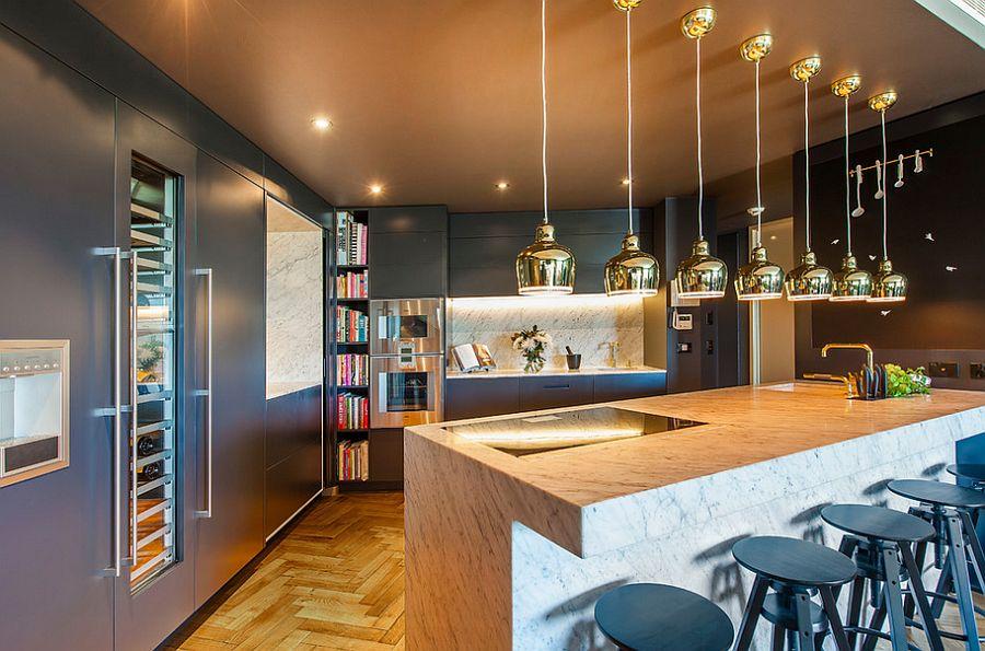 Кухня в индустриальном стиле - Фото 4