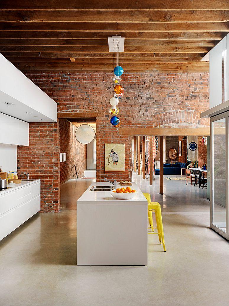Кухня в индустриальном стиле - Фото 8