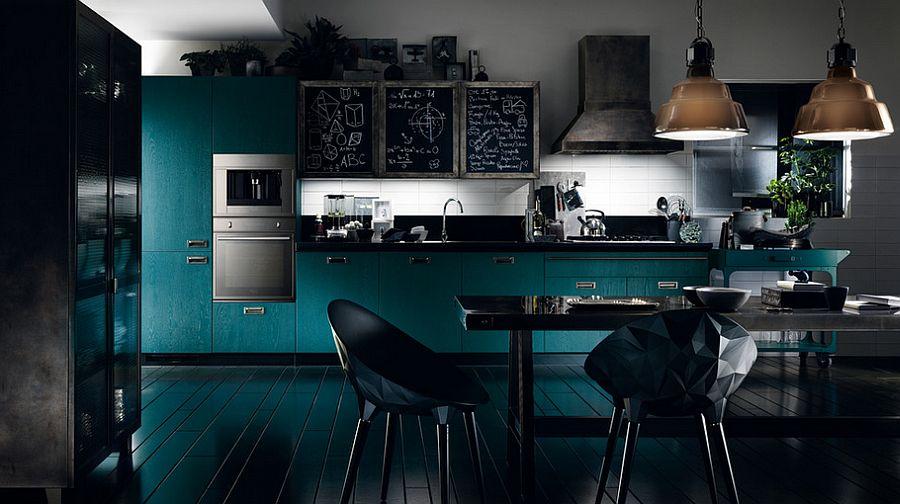 Кухня в индустриальном стиле - Фото 10