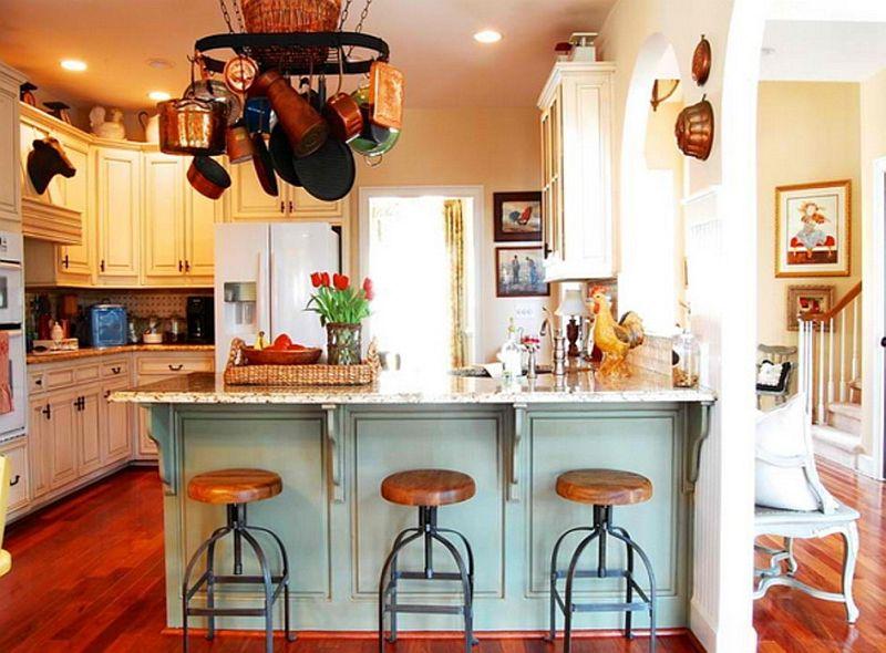 Кухня в индустриальном стиле - Фото 75