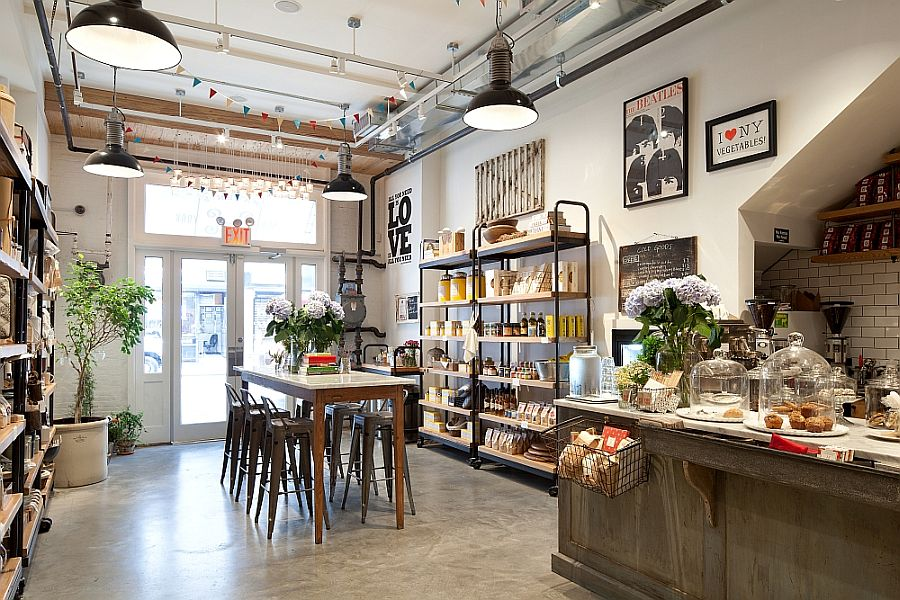 Кухня в индустриальном стиле - Фото 81