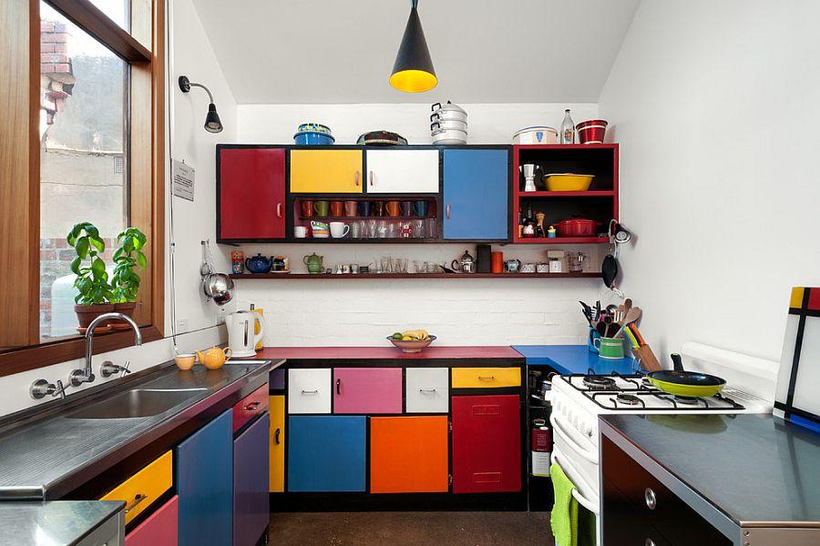 Интерьер кухни в стиле эклектика - Фото 1