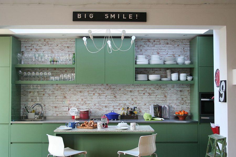 Интерьер кухни в стиле эклектика - Фото 3