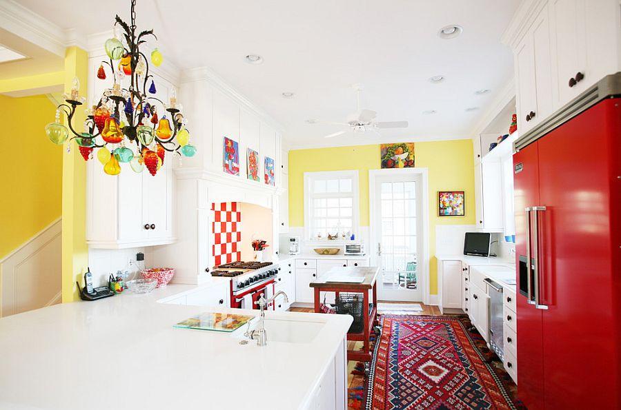 Интерьер кухни в стиле эклектика - Фото 4