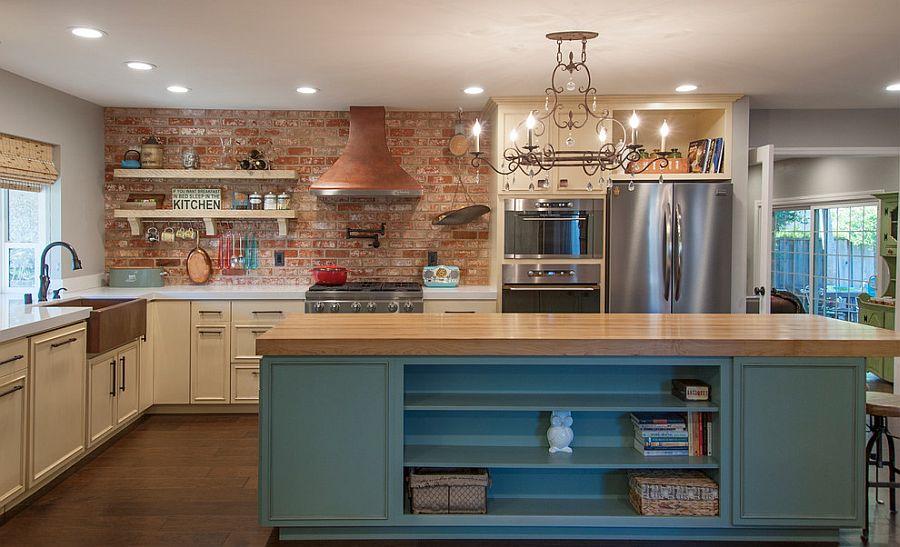 Интерьер кухни в стиле эклектика - Фото 11