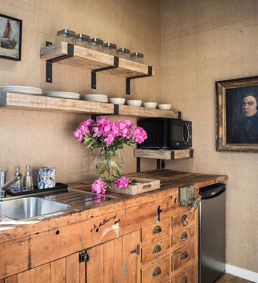 Интерьер кухни в стиле эклектика - Фото 12