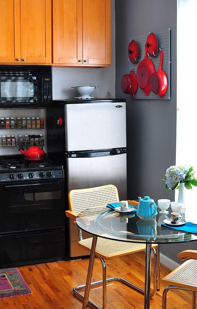 Интерьер кухни в стиле эклектика - Фото 20