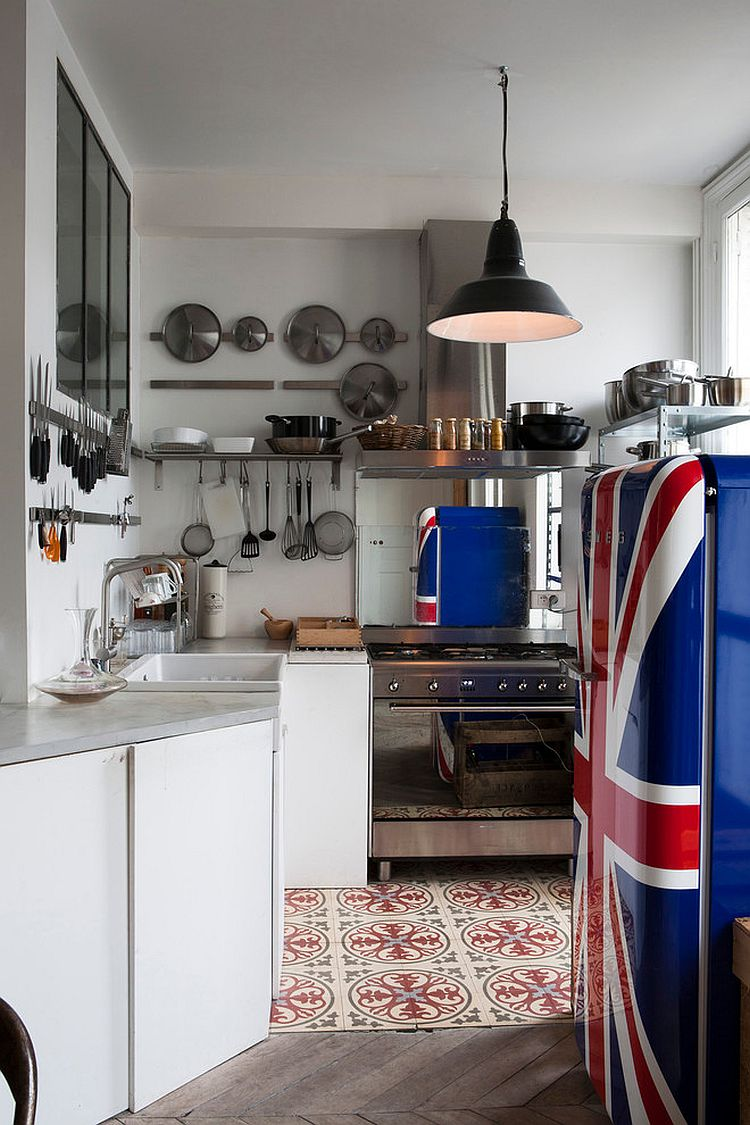 Интерьер кухни в стиле эклектика - Фото 22
