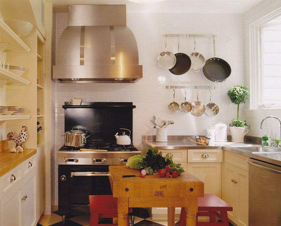 Интерьер кухни в стиле эклектика - Фото 23