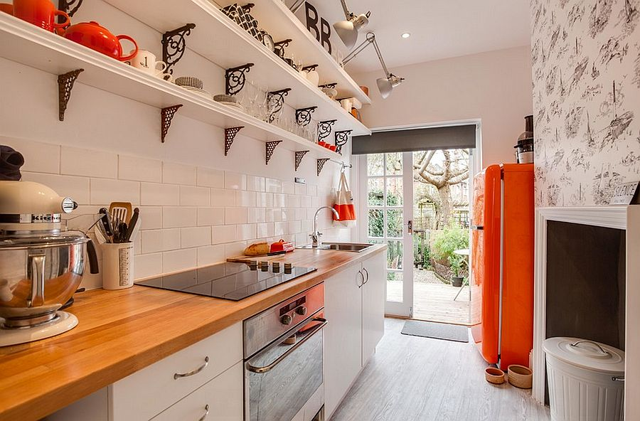 Интерьер кухни в стиле эклектика - Фото 24
