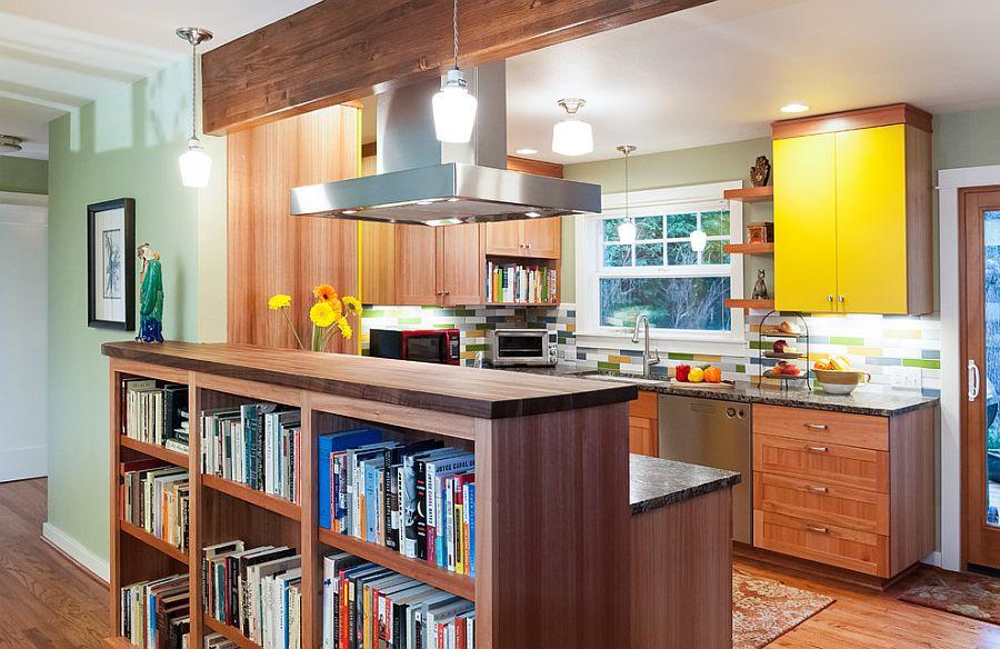 Интерьер кухни в стиле эклектика - Фото 25