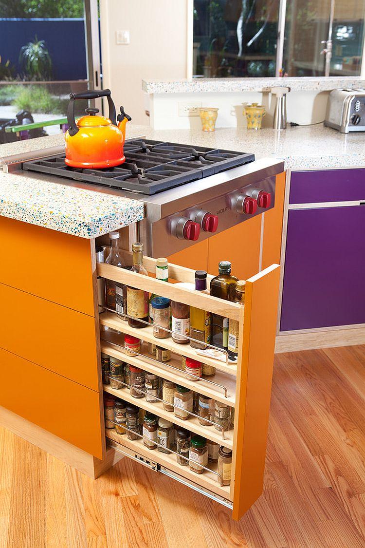 Интерьер кухни в стиле эклектика - Фото 26