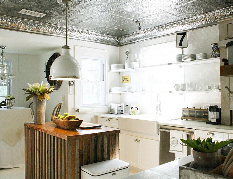 Интерьер кухни в стиле эклектика - Фото 27