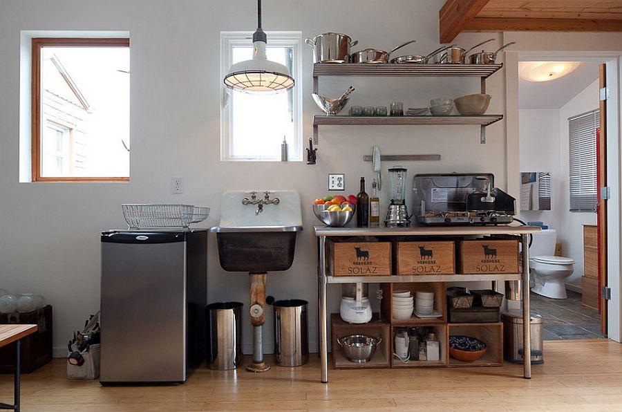 Интерьер кухни в стиле эклектика - Фото 28