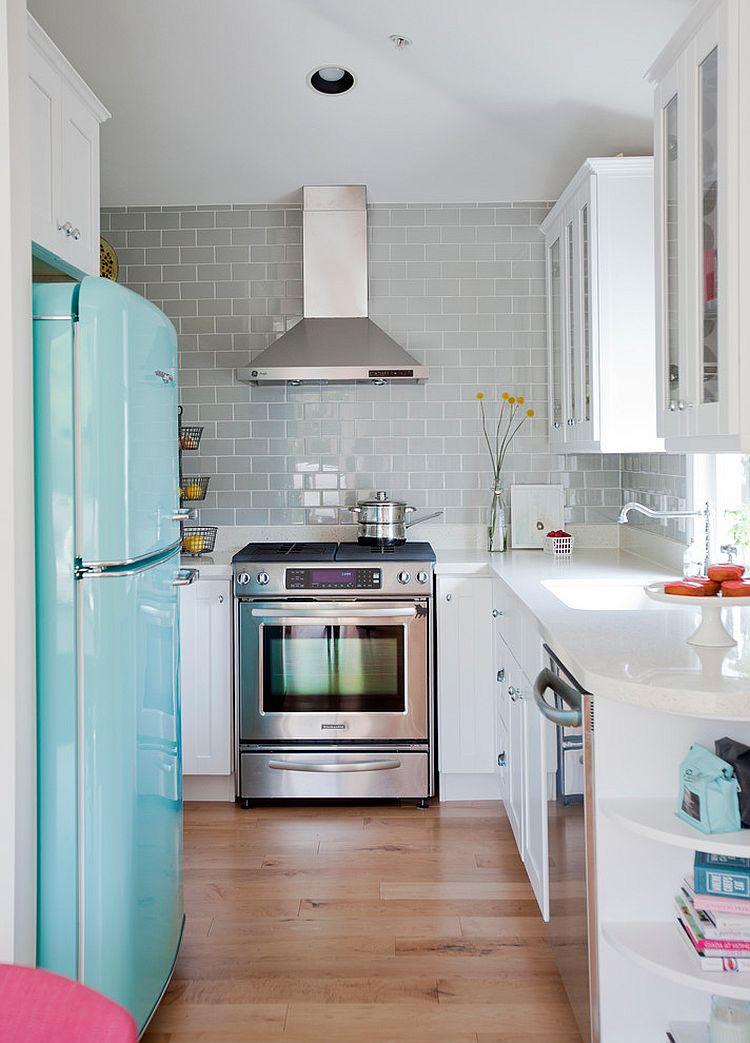 Интерьер кухни в стиле эклектика - Фото 29
