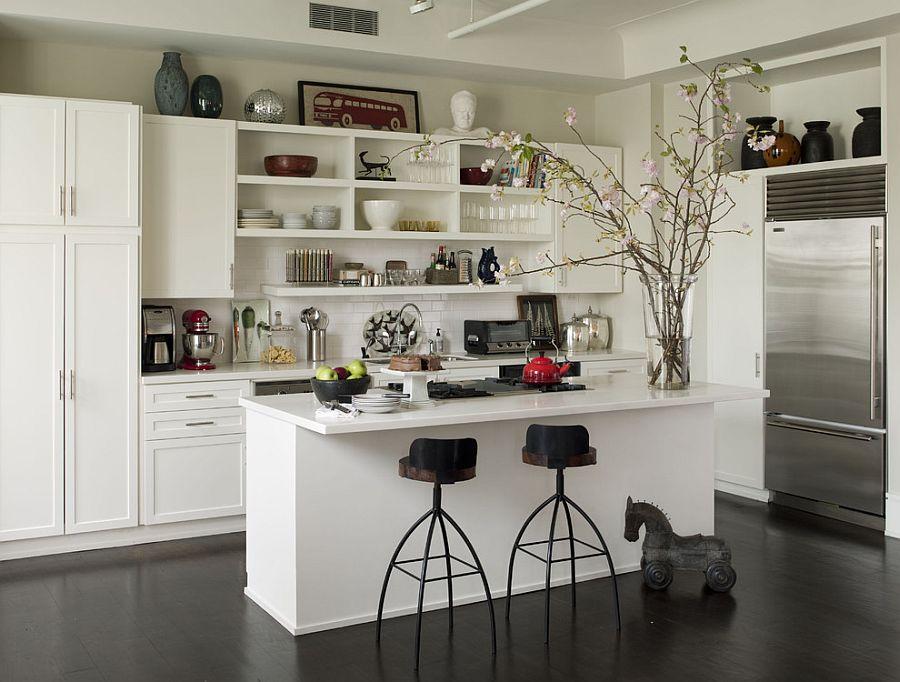 Интерьер кухни в стиле эклектика - Фото 32