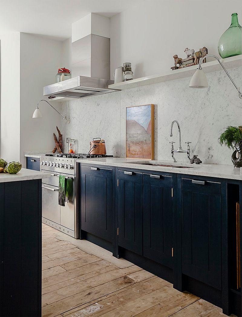 Интерьер кухни в стиле эклектика - Фото 39