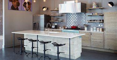 Кухня в стиле эклектика: 50 современных индивидуальных решений
