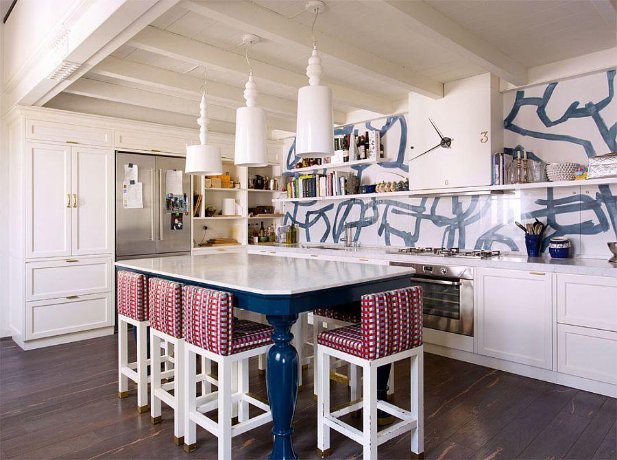Интерьер кухни в стиле эклектика - Фото 48