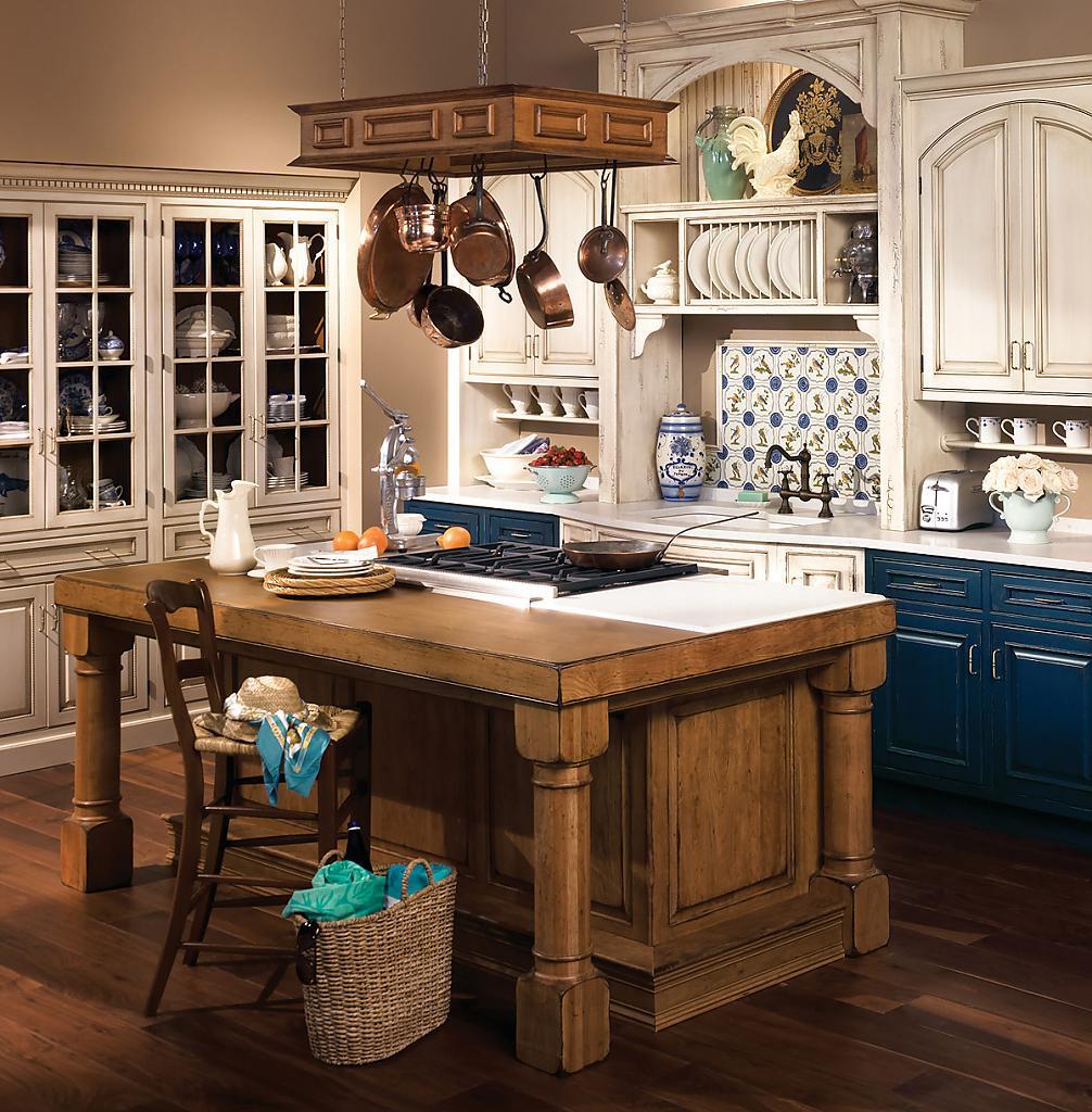 Кухня в стиле прованс - Фото 3