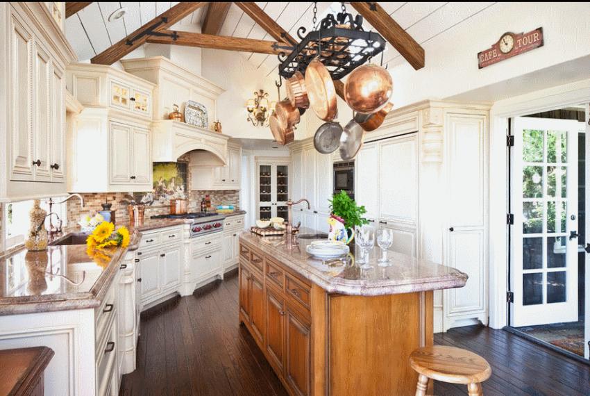Кухня в стиле прованс - Фото 8