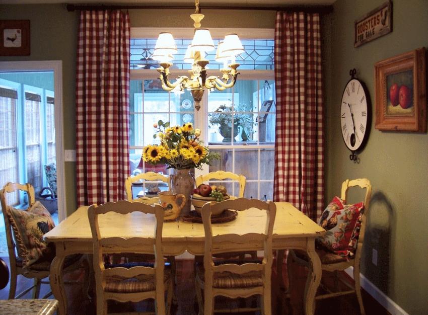 Кухня в стиле прованс - Фото 13