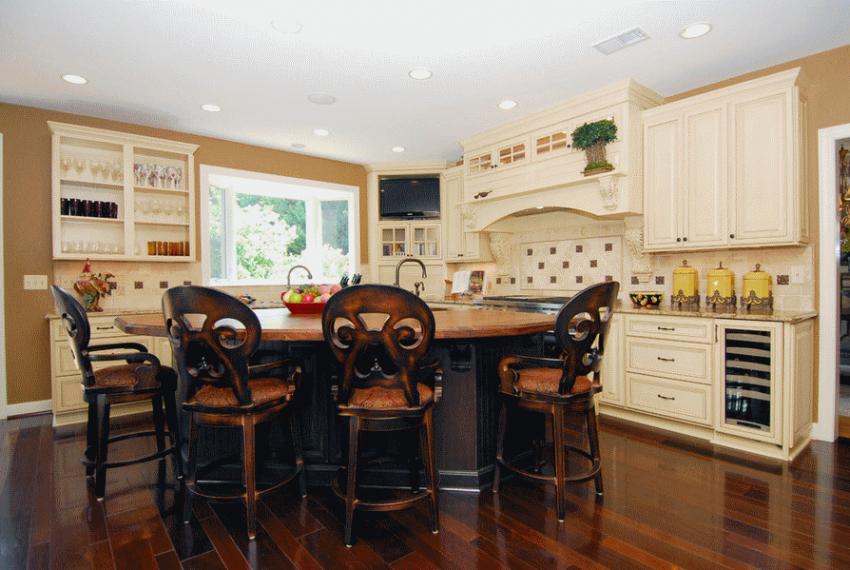 Кухня в стиле прованс - Фото 22