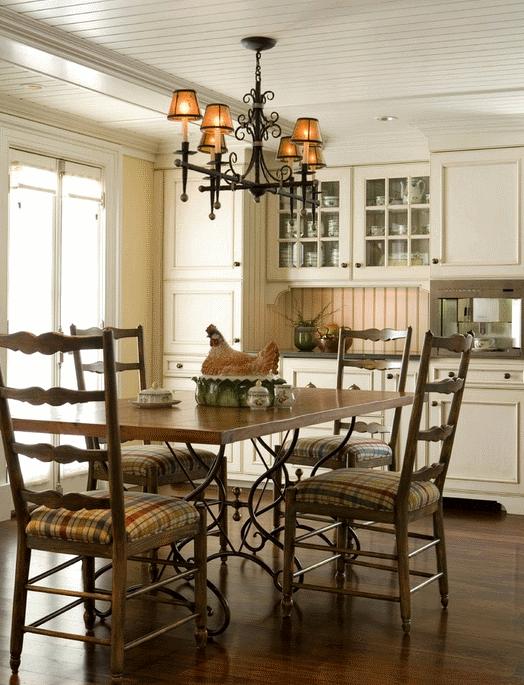 Кухня в стиле прованс - Фото 23