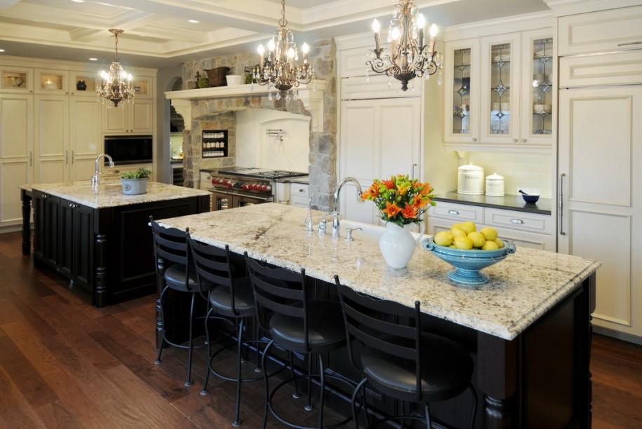Кухня в стиле прованс - Фото 38