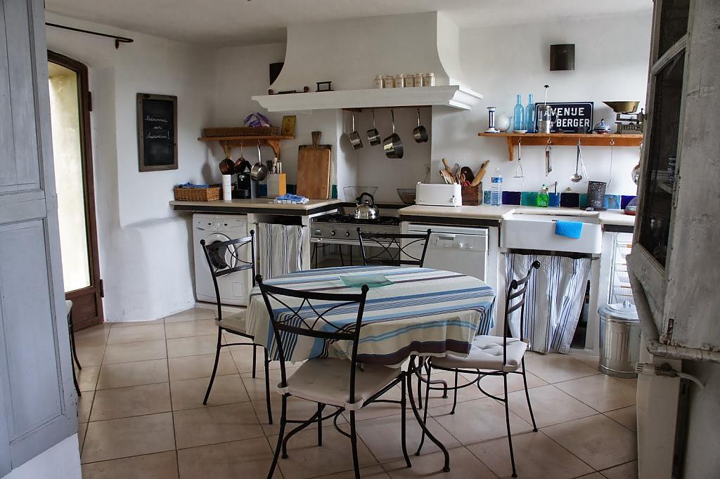 Кухня в стиле прованс - Фото 42