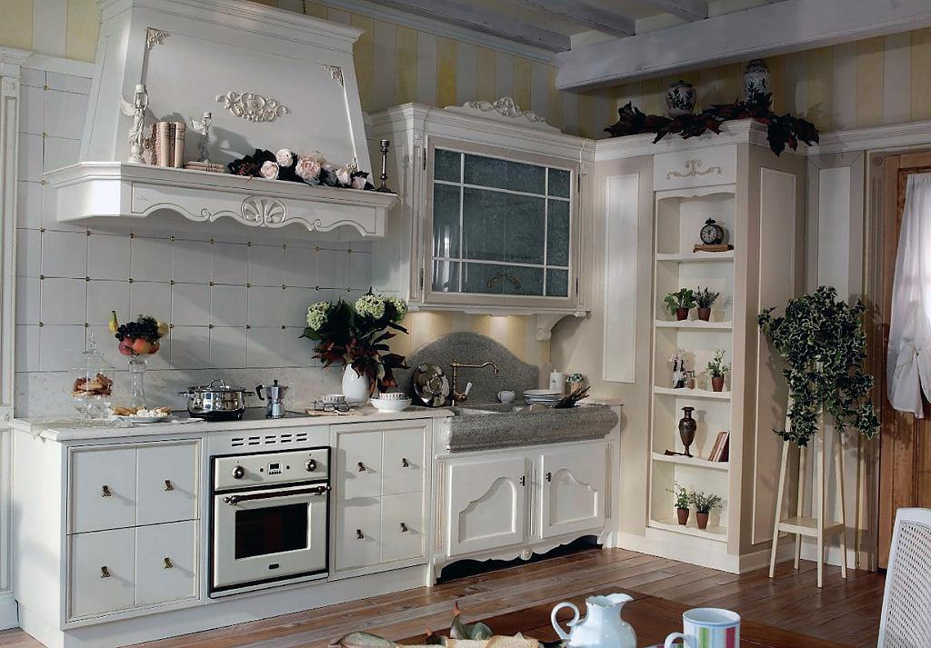 Кухня в стиле прованс - Фото 47
