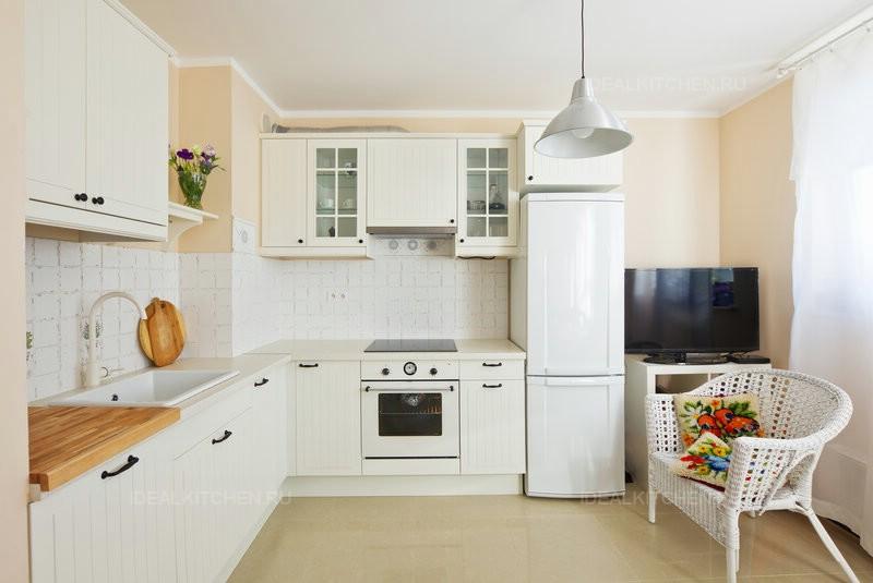 Кухня в стиле прованс - Фото 52