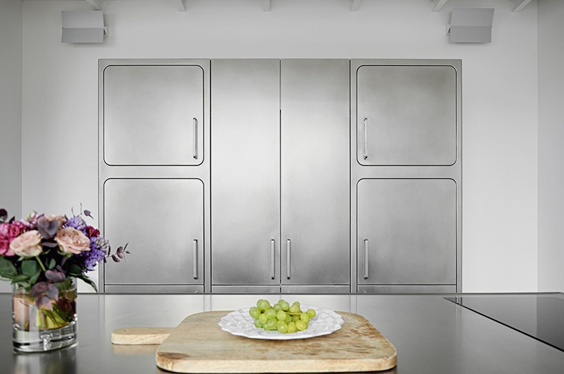 Необычная кухня в стиле скандинавского лофта: потрясающий дизайн