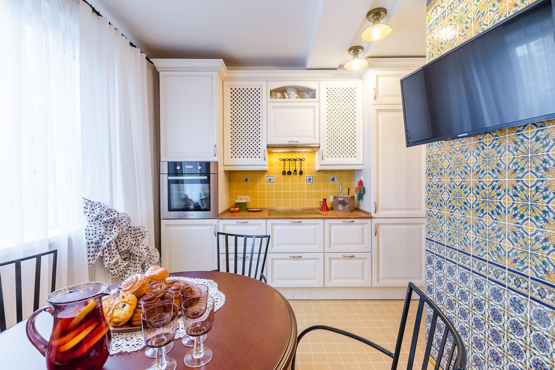 Дизайны испанских кухонь